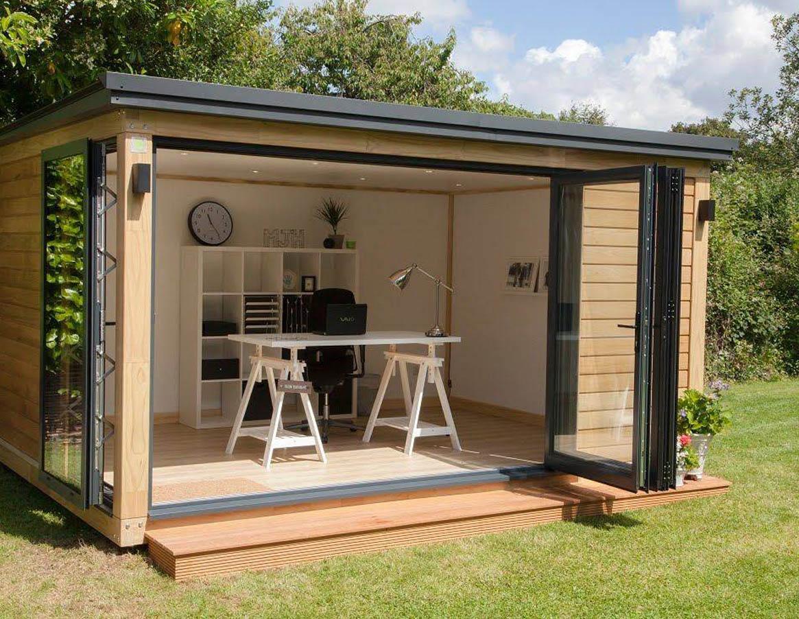 sips garden room home office