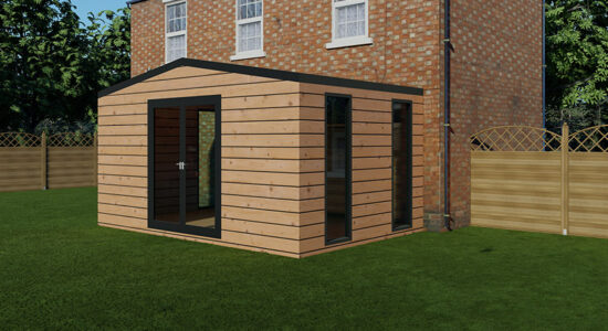 Elegance Extension In Thermo Wood